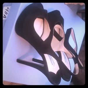 Prada heels shoes